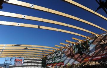 Nátery drevených konštrukcií